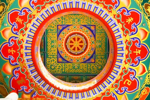 Historia de los mandalas tibetanos