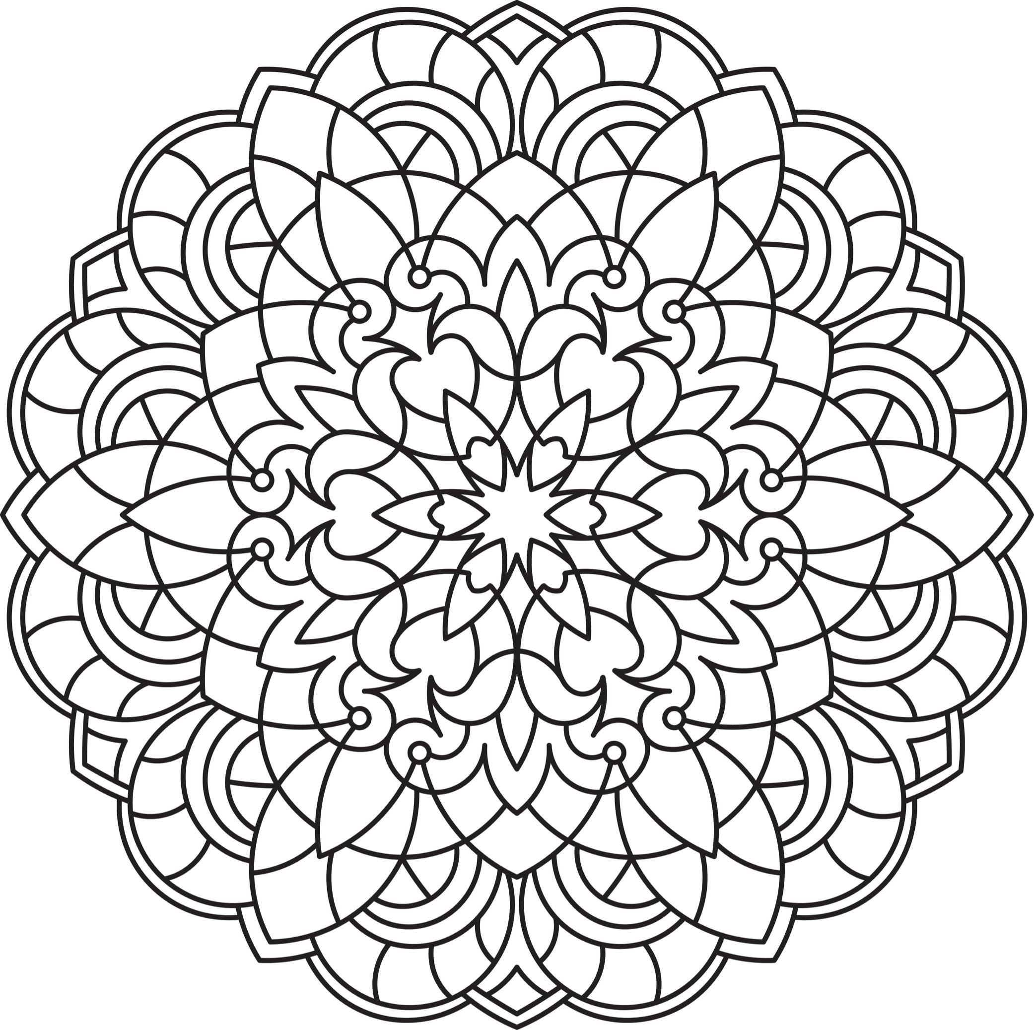 ▷ Mandalas tibetanos, de amor, para niños... Descúbrelos ...