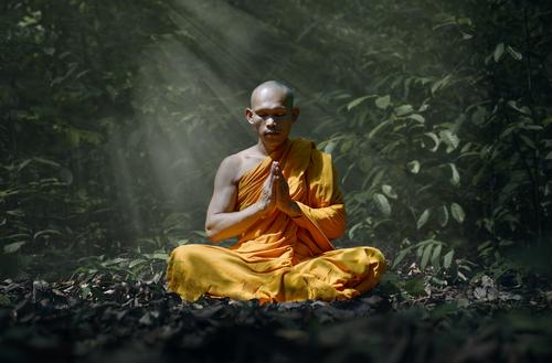 Meditación budista Zen