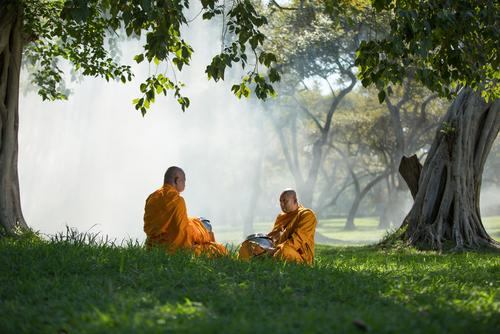 Meditación budista guiada
