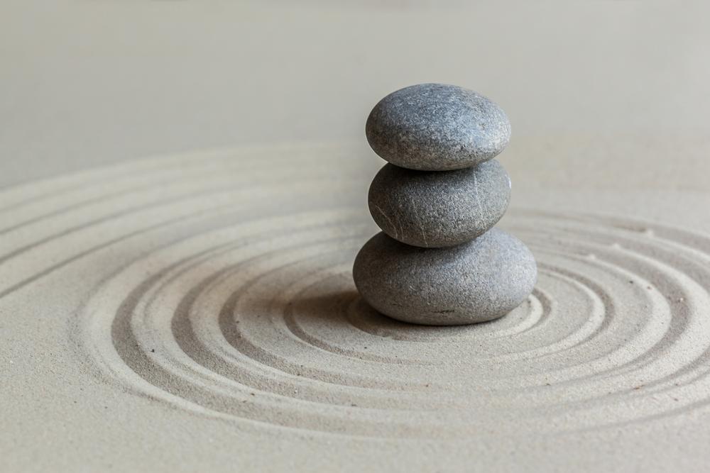 Im genes relajantes zen debuda net for Fotos piedras zen