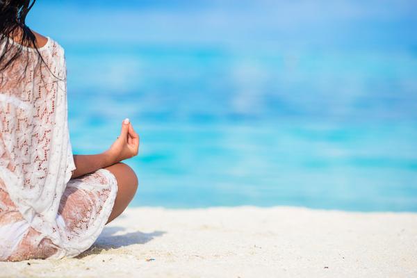 como aprender a meditar en casa