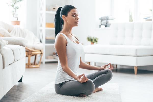 decoracion para meditar