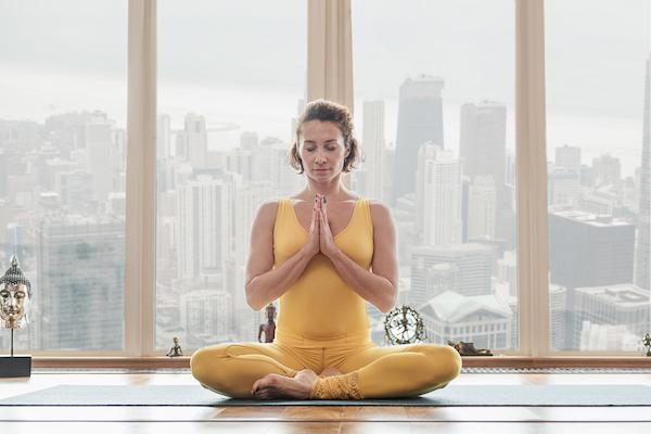 decorar habitacion para meditar