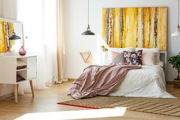 Aprende a colocar los espejos en el dormitorio según el Feng Shui