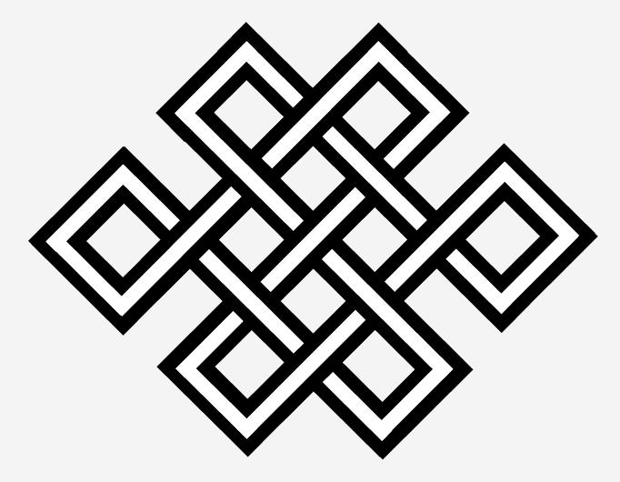 Los 8 símbolos budistas