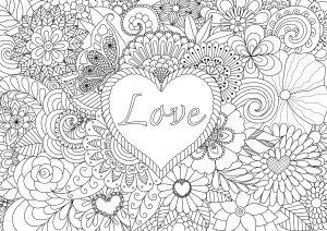 mandalas de amor para descargar