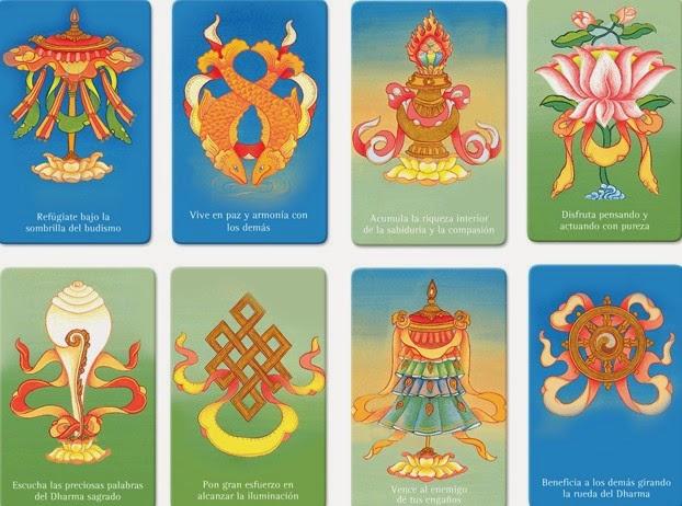 simbolos tibetanos