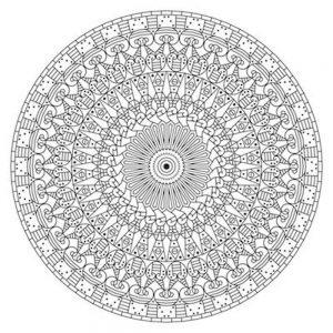 Mandalas geometricas