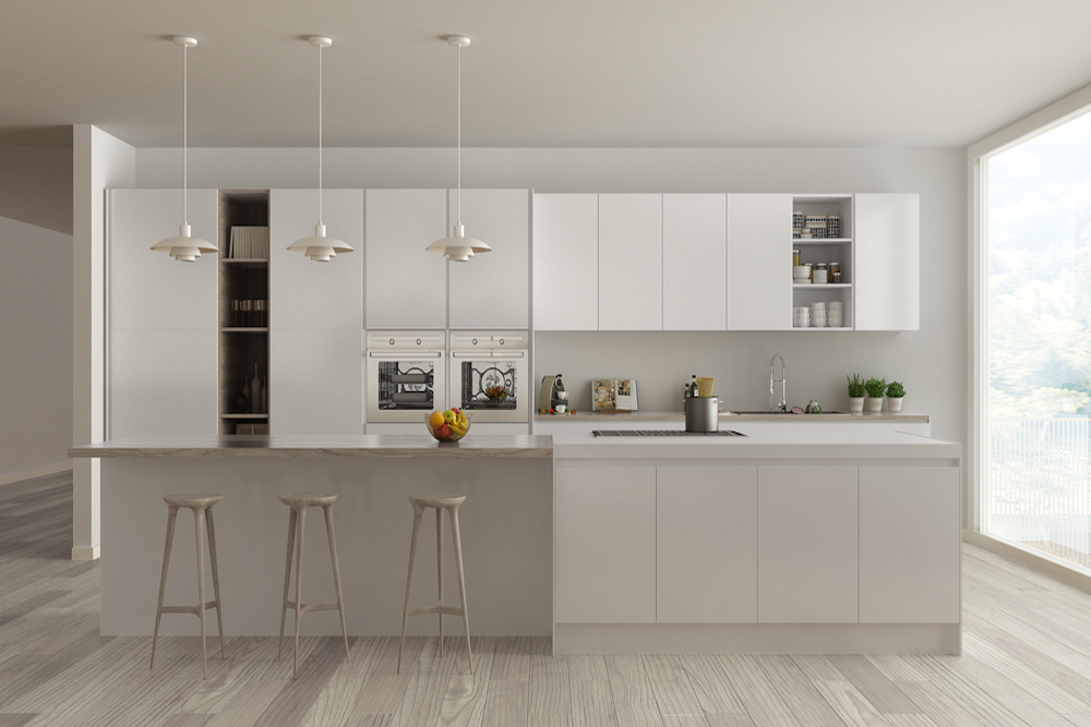Como decorar la cocina seg n el feng shui debuda net for Como ubicar la heladera en la cocina