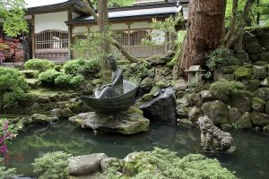 imagenes de jardines zen
