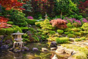 jardines zen interior