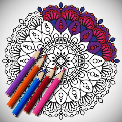 mandalas para colorear dificiles y bonitas